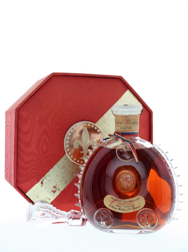 Remy Martin Louis XIII Tres Vieille Label Bot&Box