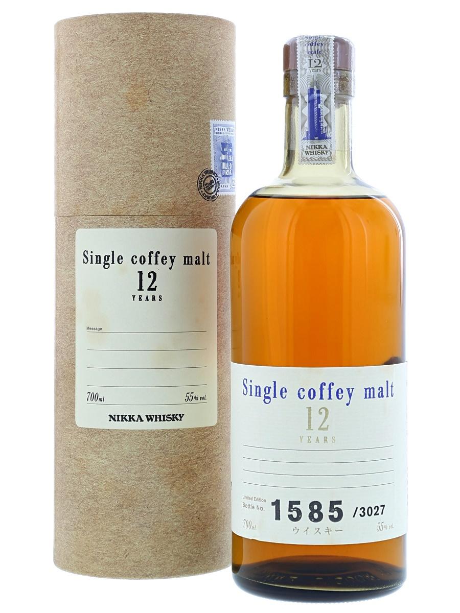 Single Coffey Malt 12 Year 70cl / 55% Bot&Box