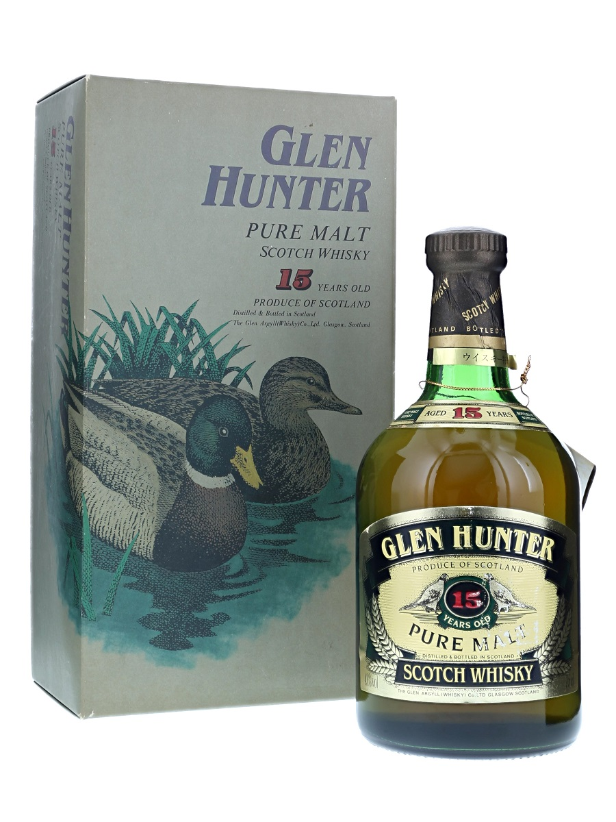 Glen Hunter 15 Year Pure Malt
