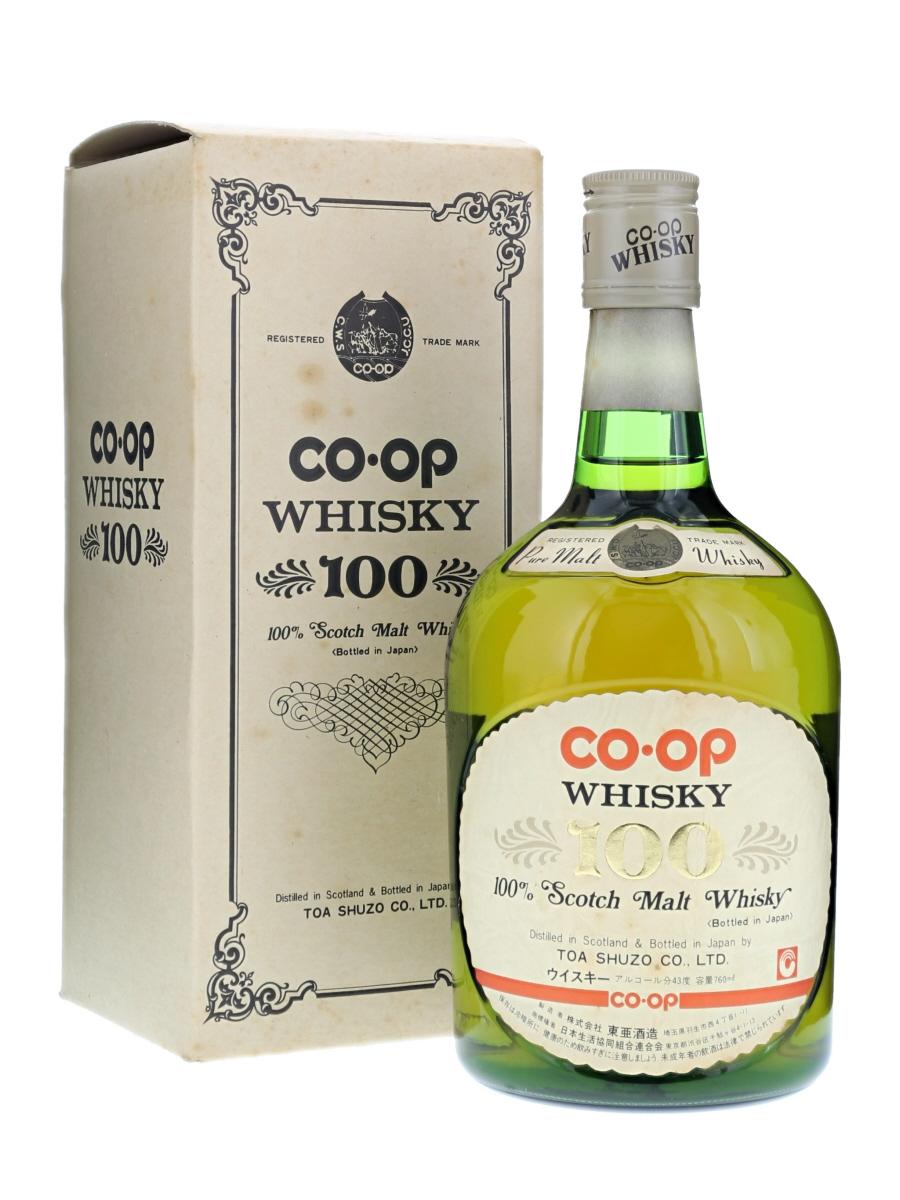 Co-op Whisky 100% Scotch Malt