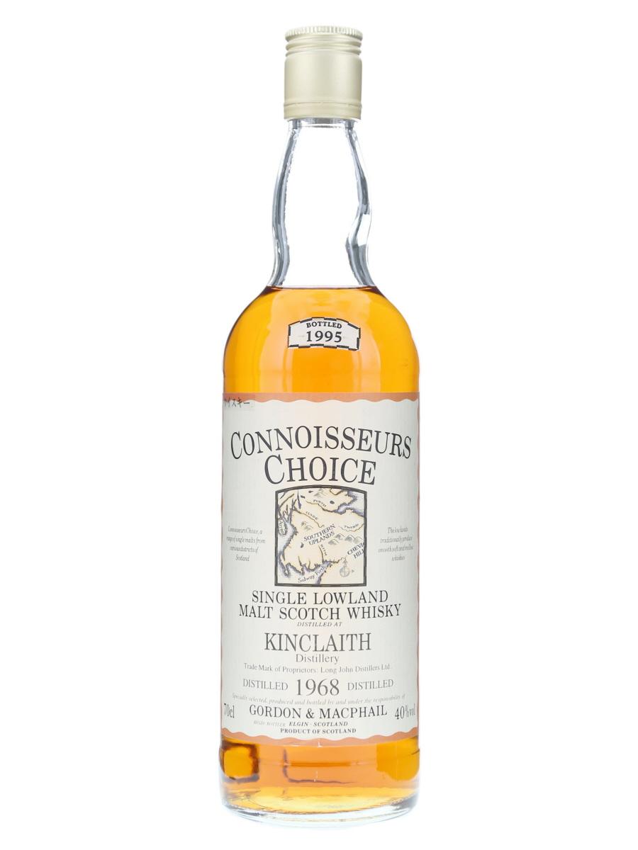 Gordon & Macphail Connoisseurs Choice Kinclaith 1968-1995