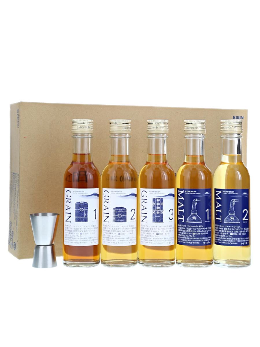 Fuji Gotenba Distillery Blend Kit