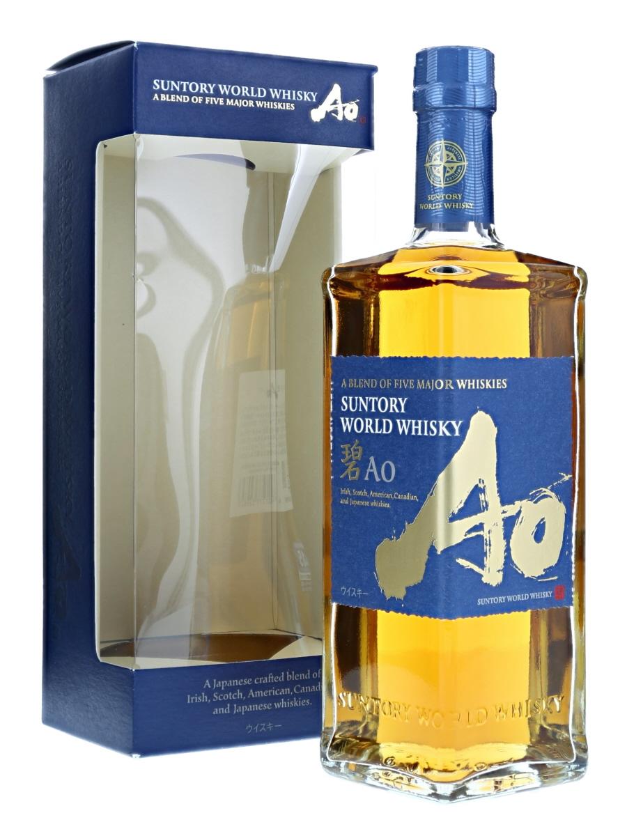 Suntory Blended Whisky Ao