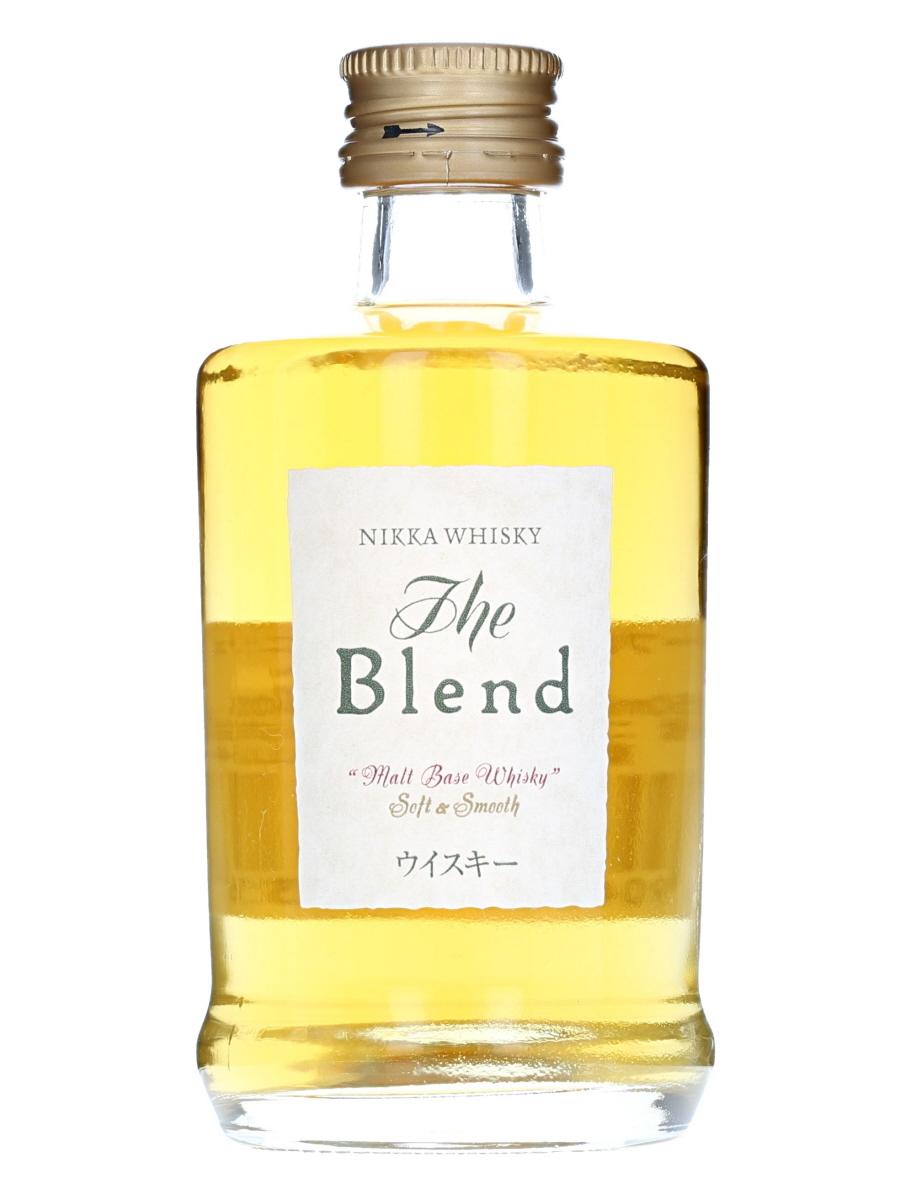 Nikka The Blend Miniature Bottle
