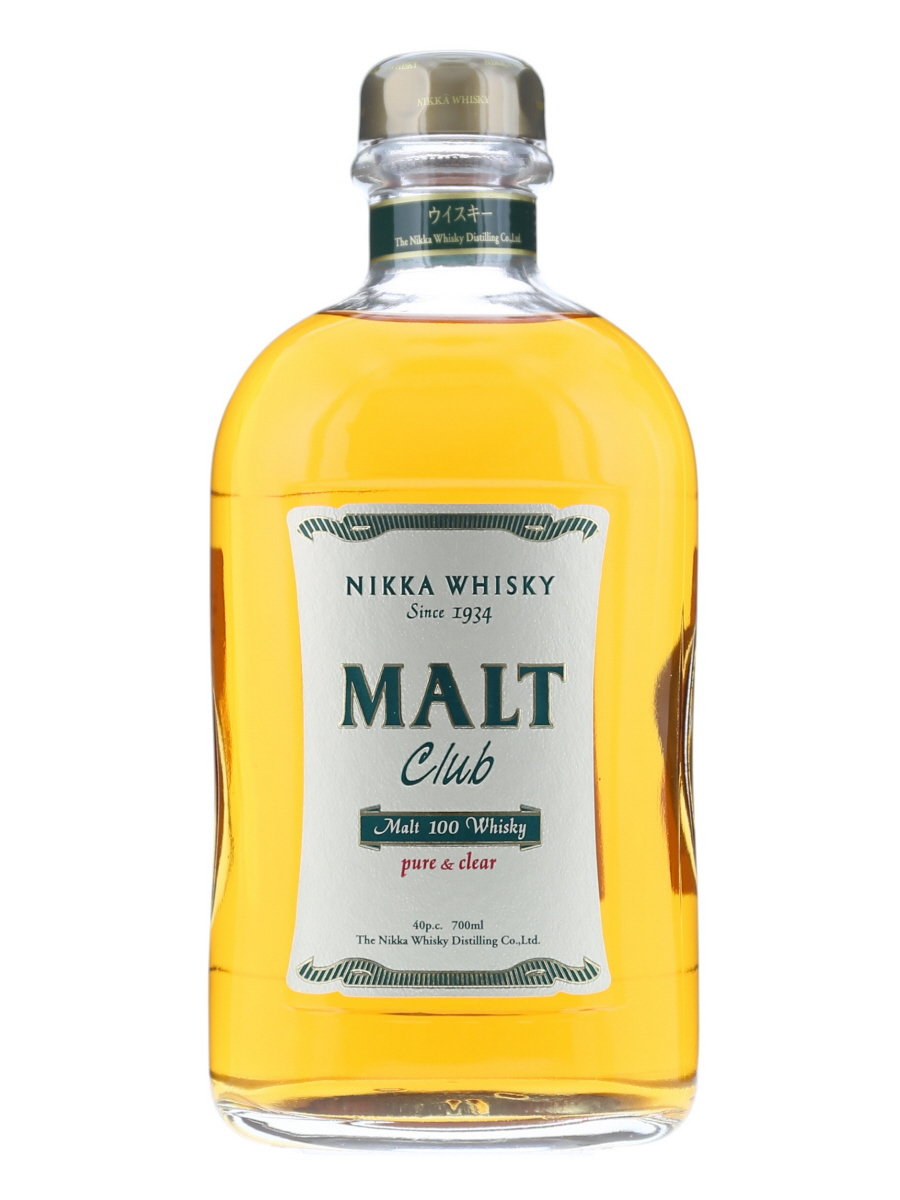 Nikka Malt Club Green Label
