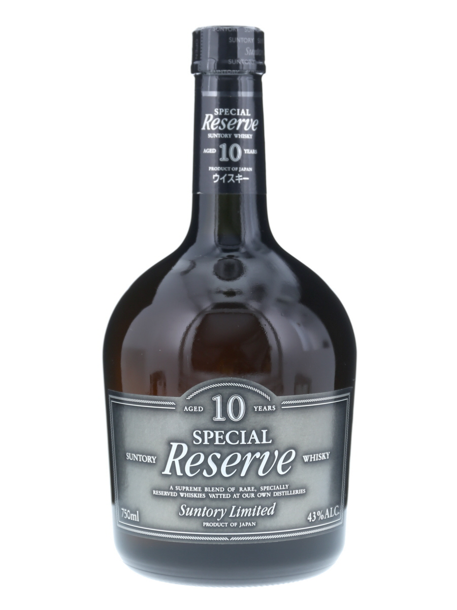 Suntory Special Reserve 10 Years Blended Whisky
