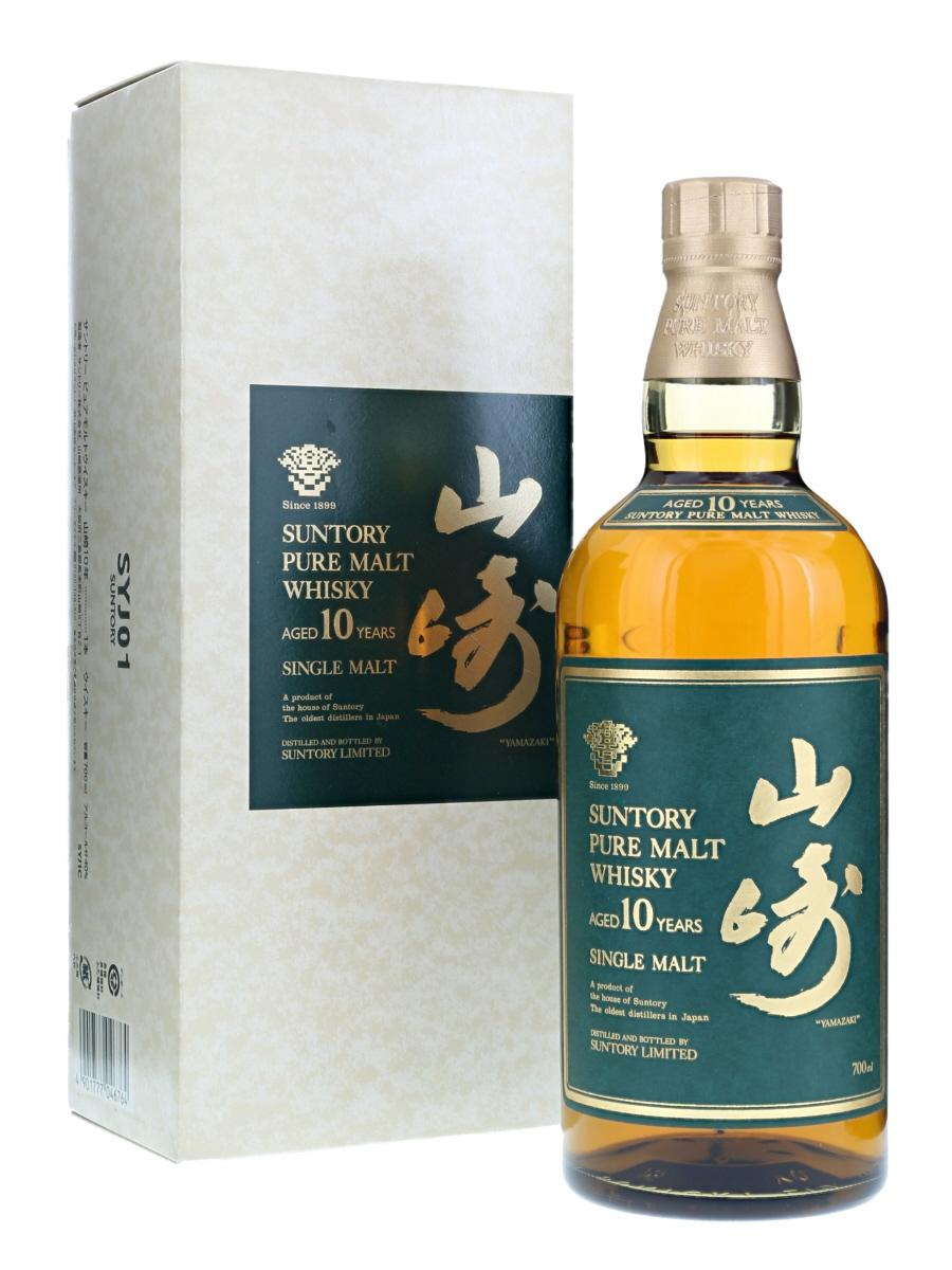 Yamazaki 10 Years Pure Malt Green Label