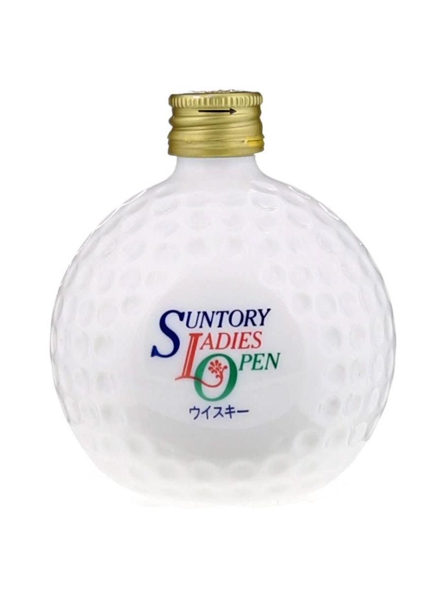 Suntory Royal Blended Whisky Ladies Open Miniature Bottle