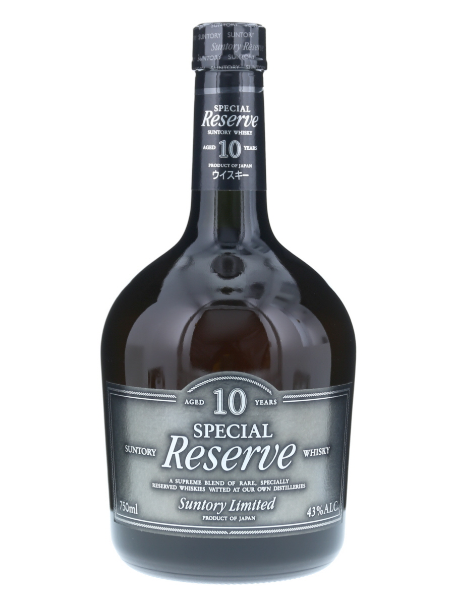 Suntory Special Reserve 10 Years