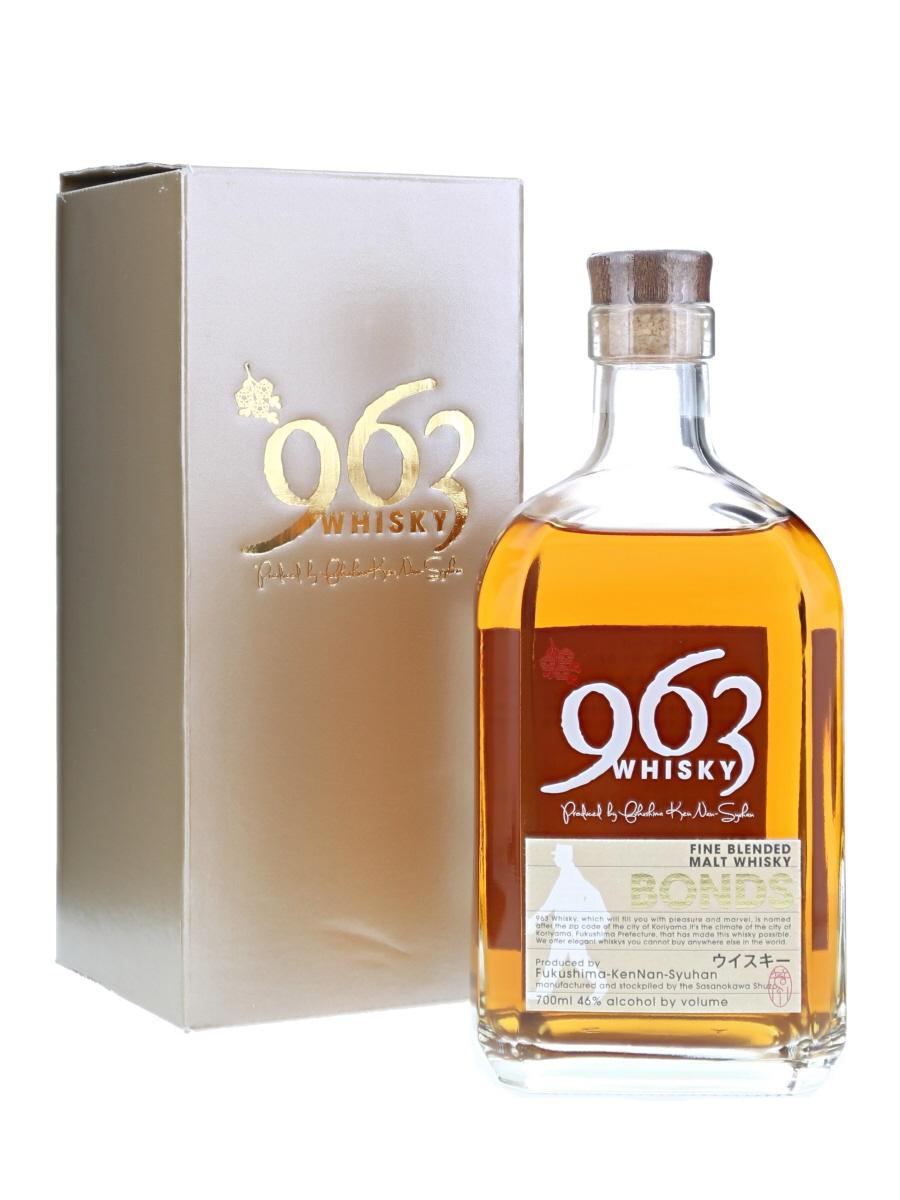 Sasanokawa BONDS Blended Whisky
