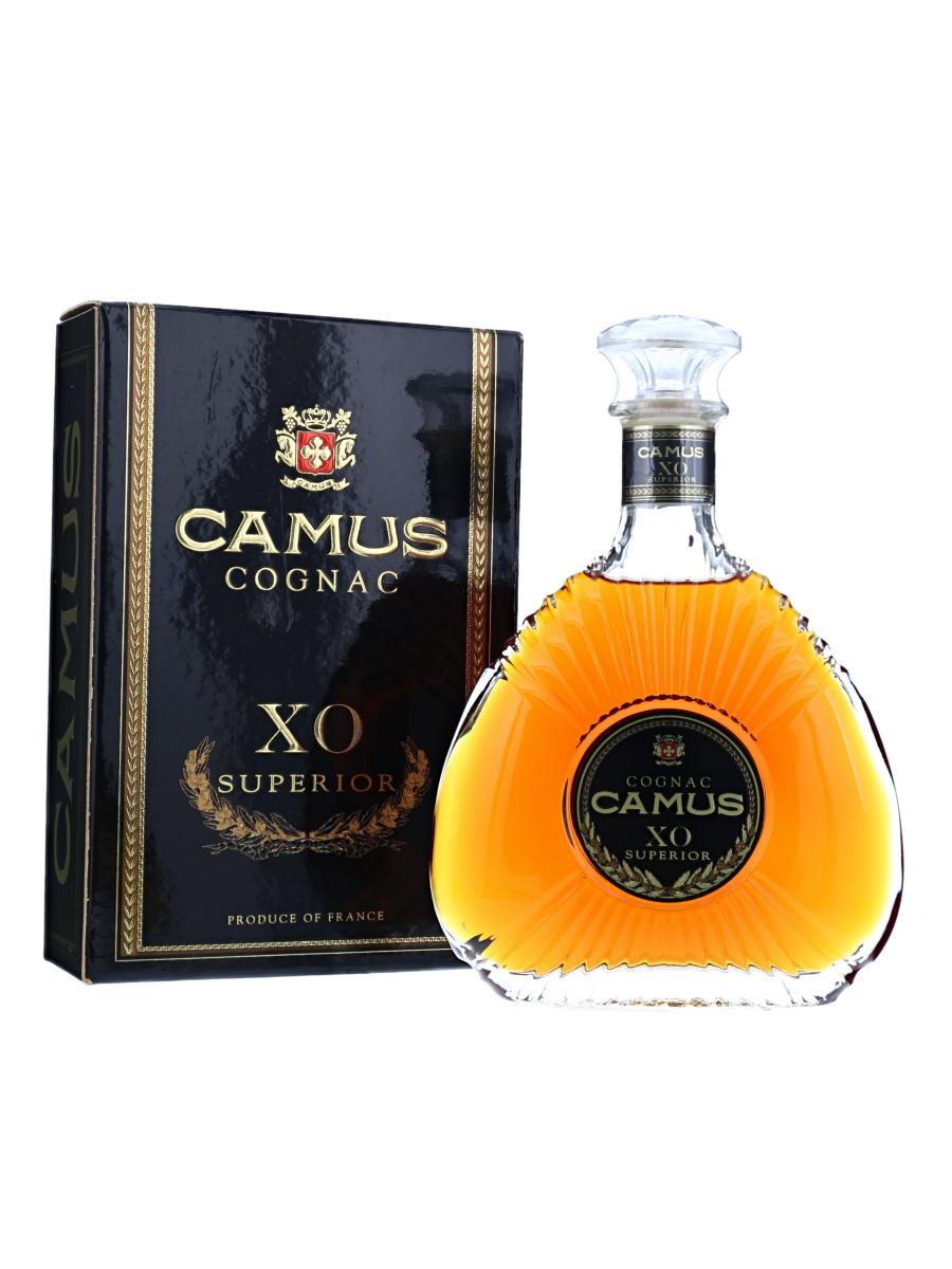Camus XO Superieur Half Bottle