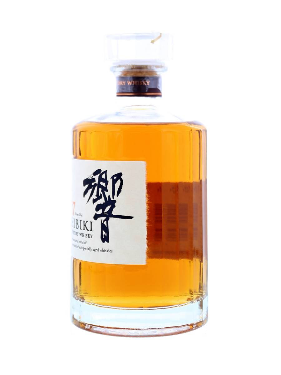 HIBIKI 17 YEAR (WITHOUT BOX) 70cl / 43% 02