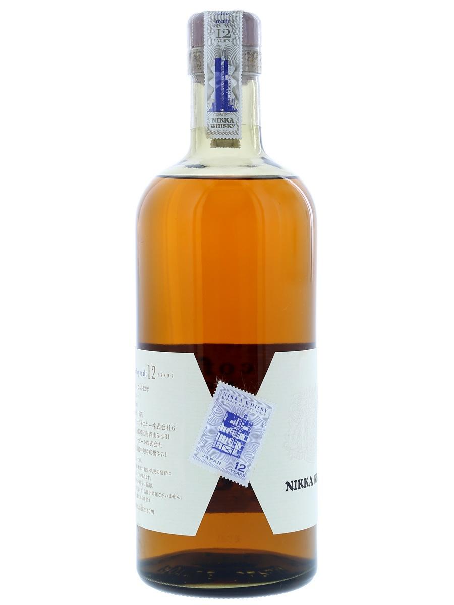 Single Coffey Malt 12 Year 70cl / 55% Back