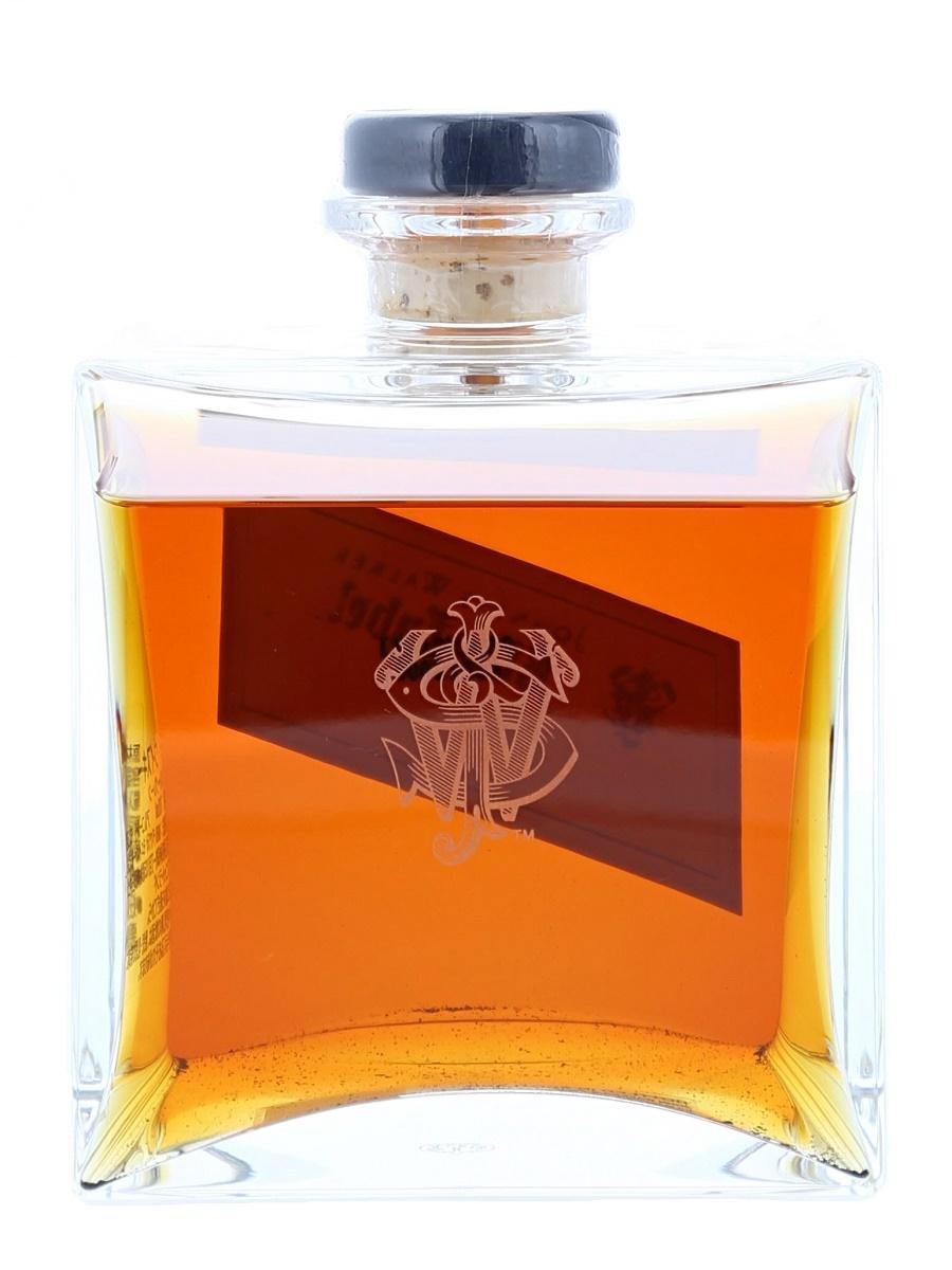 Johnnie Walker Blue Label 200th Anniversary 75cl / 59.9% Back