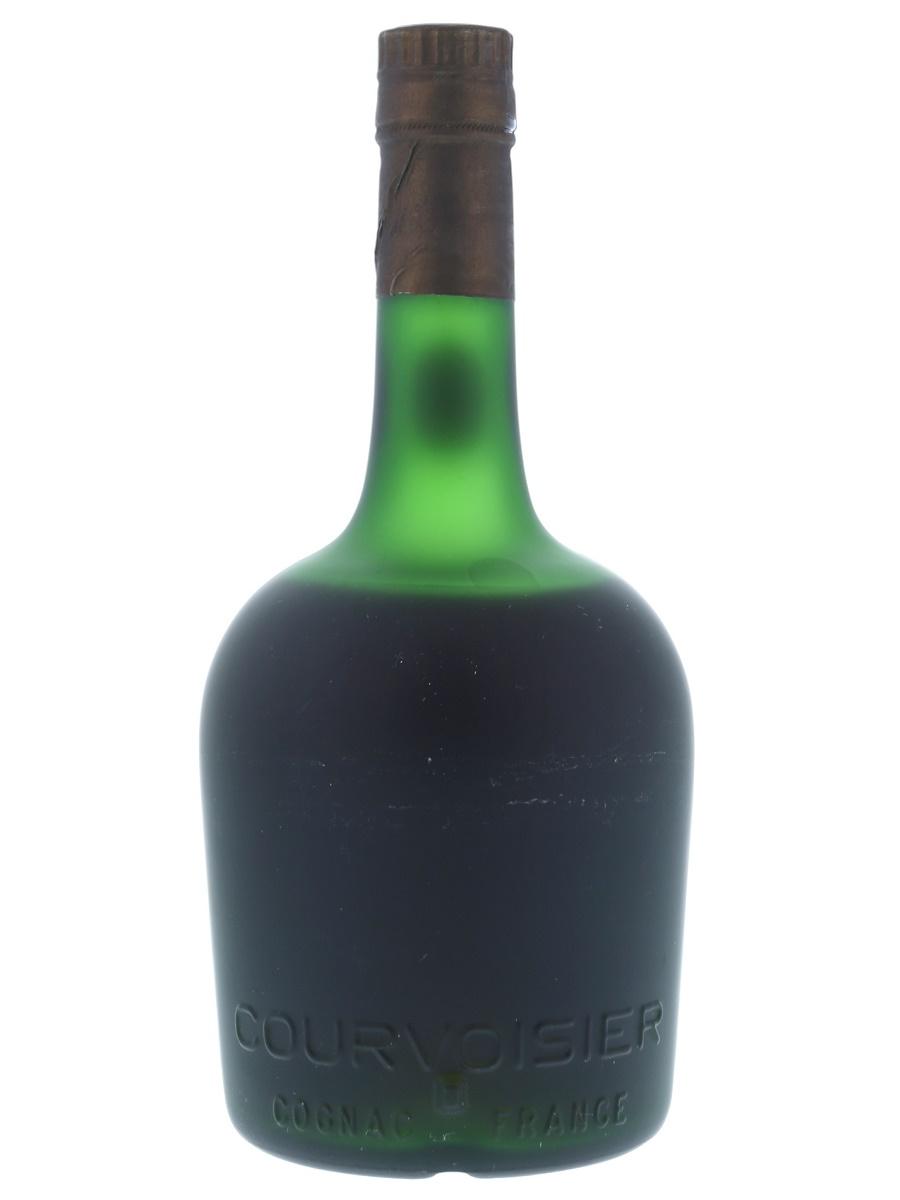 Courvoisier Cognac Napoleon Old Bottle 70cl / 80 Proof Back