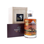 Hibiki 21 Years Mount Fuji Limited Edition Bottle & Box