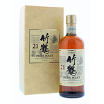 Taketsuru Pure Malt 21 Years Bot&Box