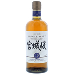 Miyagikyo 10 Year Single Malt 70cl / 45% Front