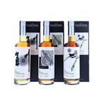 The Essence Of Suntory Whisky Set of Three Type