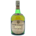 Co-op Whisky 100% Scotch Malt 76cl / 43% Front