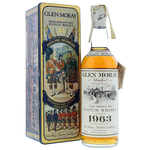 Glen Moray 1963 25 Year 75cl / 43% Bot&Box