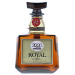 Royal 12 Year Millennium 2000 Bottle 70cl / 43% Front