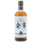 Yoichi 10 Year Single Malt Single Distillery Label 70cl / 45% Front