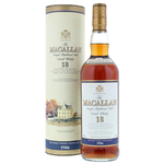 Macallan 18 Year Sherry 1986 75cl / 43% Bot&Box