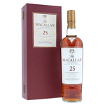 Macallan 25 Year Sherry Oak 70cl / 43% Bot&Box