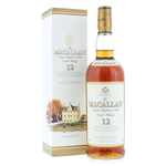 Macallan 12 Year Sherry Oak Cask OB 75cl / 43% Bot&Box