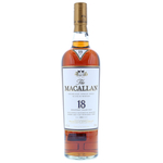 Macallan 18 Year Sherry (2016 Release) 70 cl / 43% Front