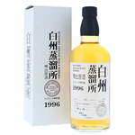 Hakushu Distillery Single Malt Hogshead 1996 70cl / 62% Bot&Box