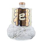 Super Nikka Zodiac Ceramic Snake Bottle