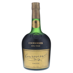 Courvoisier Cognac Extra Vieille Old Bottle