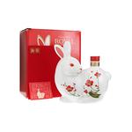 Suntory Royal Blended Whisky 12 Year Zodiac Ceramic Rabbit Bottle