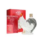 Suntory Royal 12 Years Blended Whisky Zodiac Rooster Ceramic Bottle 2005