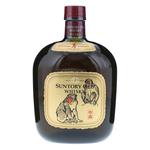 Suntory Old Blended Whisky Zodiac Monkey Label