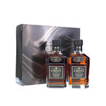 Suntory Crest Blended Whisky 12 Years 2 Bottles Set