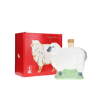 Suntory Royal Blended Whisky Zodiac Ceramic Sheep Bottle