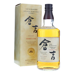The Kurayoshi Sherry Cask New Bottle
