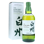 Hakushu Single Malt N/A JP Label
