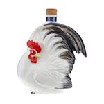 Suntory Royal Blended Whisky Zodiac Rooster Ceramic Bottle