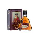 Hennessy XO Clear Bottle Gold Cap Miniature Bottle