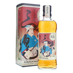 Mars Komagatake Single Malt Ken's Choice KANADE SHAMISEN 2016-2020 Sherry Hogshead #3325