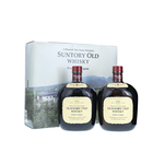 Suntory Old Blended Whisky (Two Bottles Set)