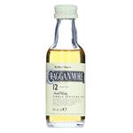 Cragganmore 12 Year Single Speyside Malt Miniature Bottle
