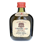 Suntory Old Miniature Bottle