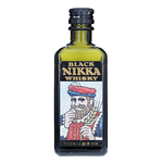 Black Nikka Miniature Bottle