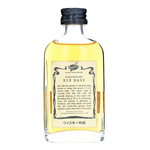 Nikka Rye Base Whisky Miniature Bottle
