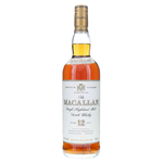 Macallan 12 Year Sherry Oak Cask OB
